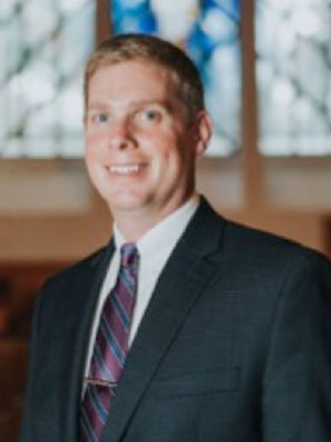 Picture of David Bellows, Director of Music at 1st United Methodist Church