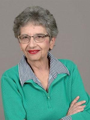 Gail Sexton, Church Secretary at 1st United Methodist Church