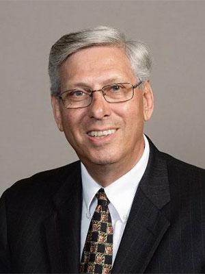 Pastor Bob Carlson, Assistant Pastor at 1st United Methodist Church