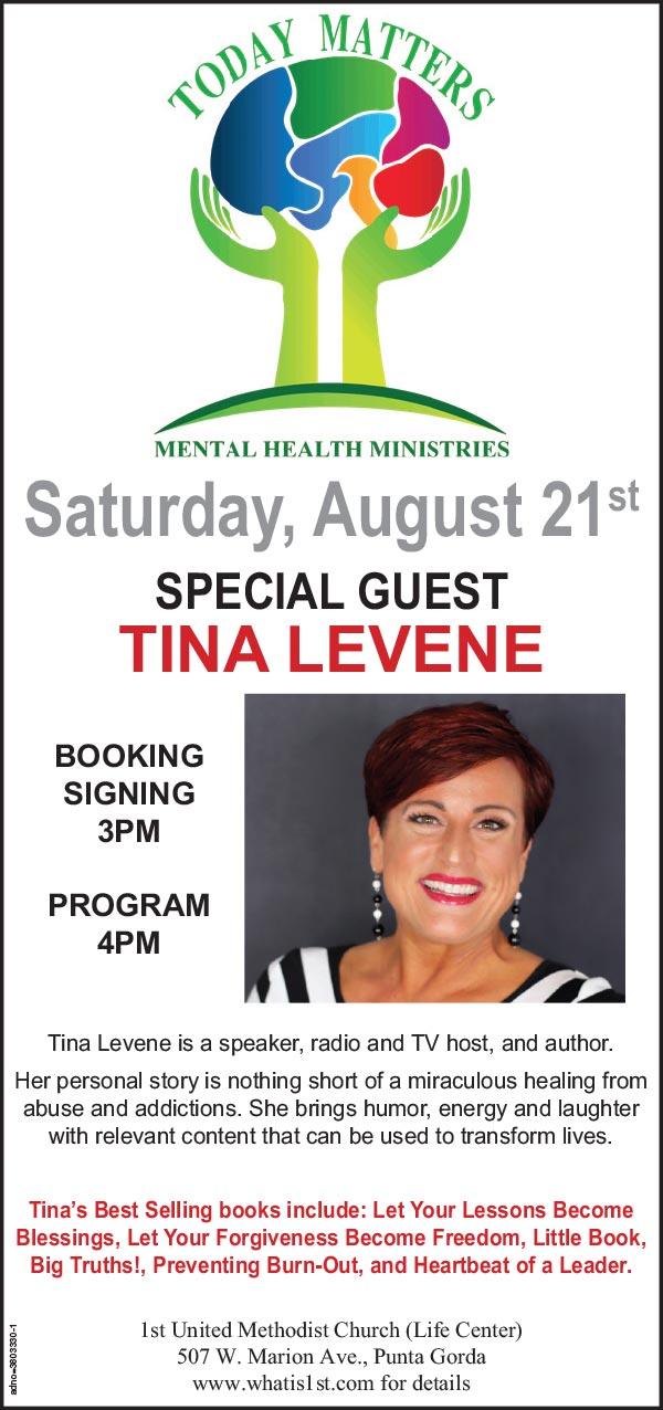 Tina-Levene-1st-Church-speaker